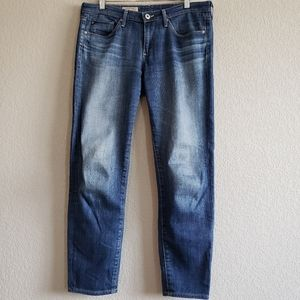 AG | The Stevie Slim Straight Ankle Jeans 29R